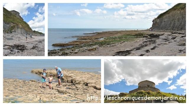 Vacances en Normandie: Bonheur!
