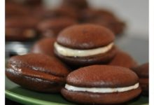 Moment gourmand: Whoopies fourrés de mascarpone au miel