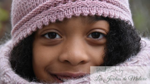 "Bonnet ""Rosina"" (+12 ans)"