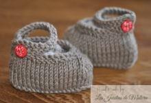 Chaussons pour nouveau-né