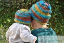 Deux Bonnets bigarrés (Aig 6)