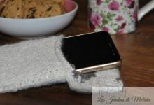 Pochette ou chaussette pour habiller un Smartphone?
