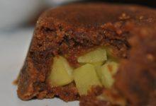 Gourmandise: Gâteau de spéculoos au Coeur de pommes