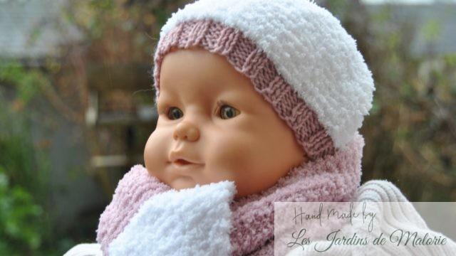 """Bonnet Phildouce """"Lily"""" (6/12 mois)"""