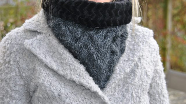"Le snood ""Merle"""