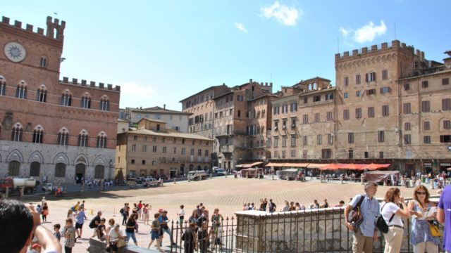 Vacances en Toscane (4): Sienne