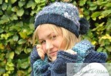 ❆ Bonnet Calypso, Bleu je veux!